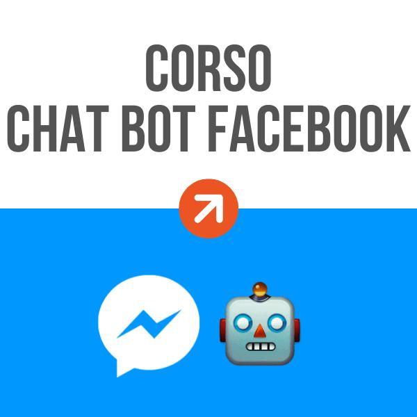 Corso Gratis Chatbot Facebook Messenger con ManyChat